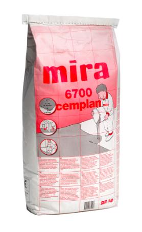 Isevalguv tasandussegu Mira 6700