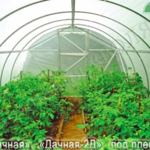 Kasvuhoone Datshnaja-2D