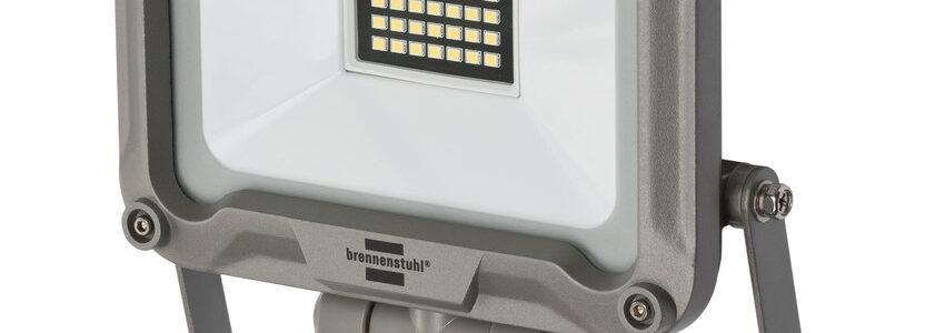 Poe tootevalikus on nüüd Brennenstuhl LED-prožektorid