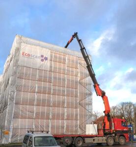 Tõsteteenus kuni 26 meetrit kaaluga kuni 7 tonni